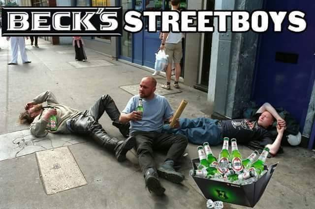becks street boys