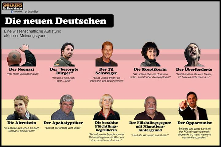 die neuen Deutschen