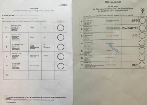 oberbürgermeisterwahl