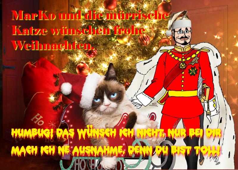 Frohe Weihnachten 2915
