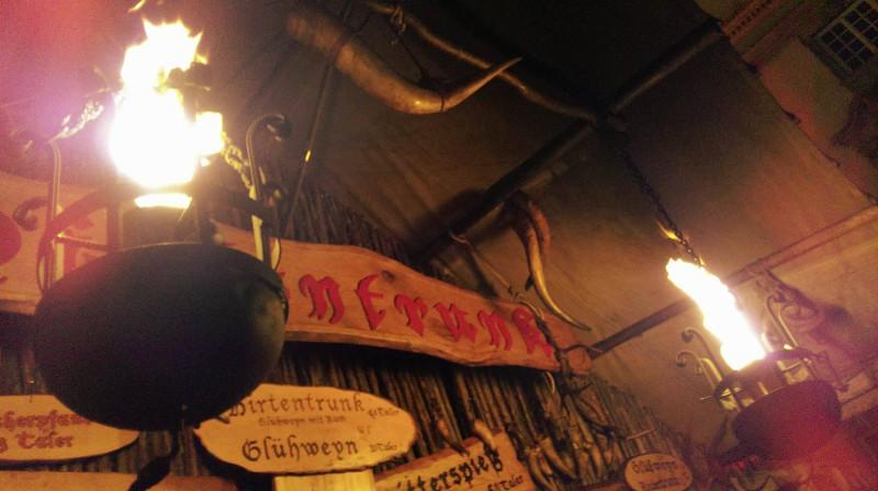 Räubertrunk - der Ort mit vielen magischen Getränken