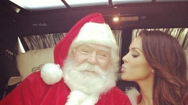 Warum ist der Weihnachtsmann immer so fröhlich?
