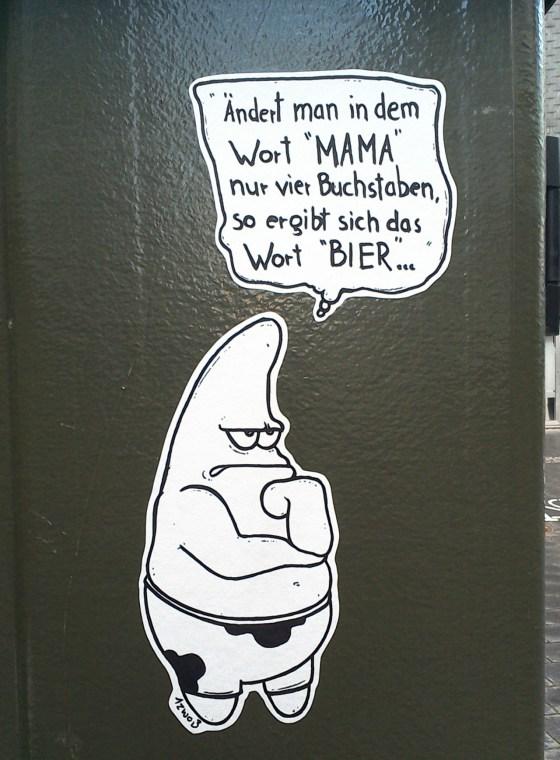 mama bier