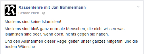 rassenlehre jan böhmermann