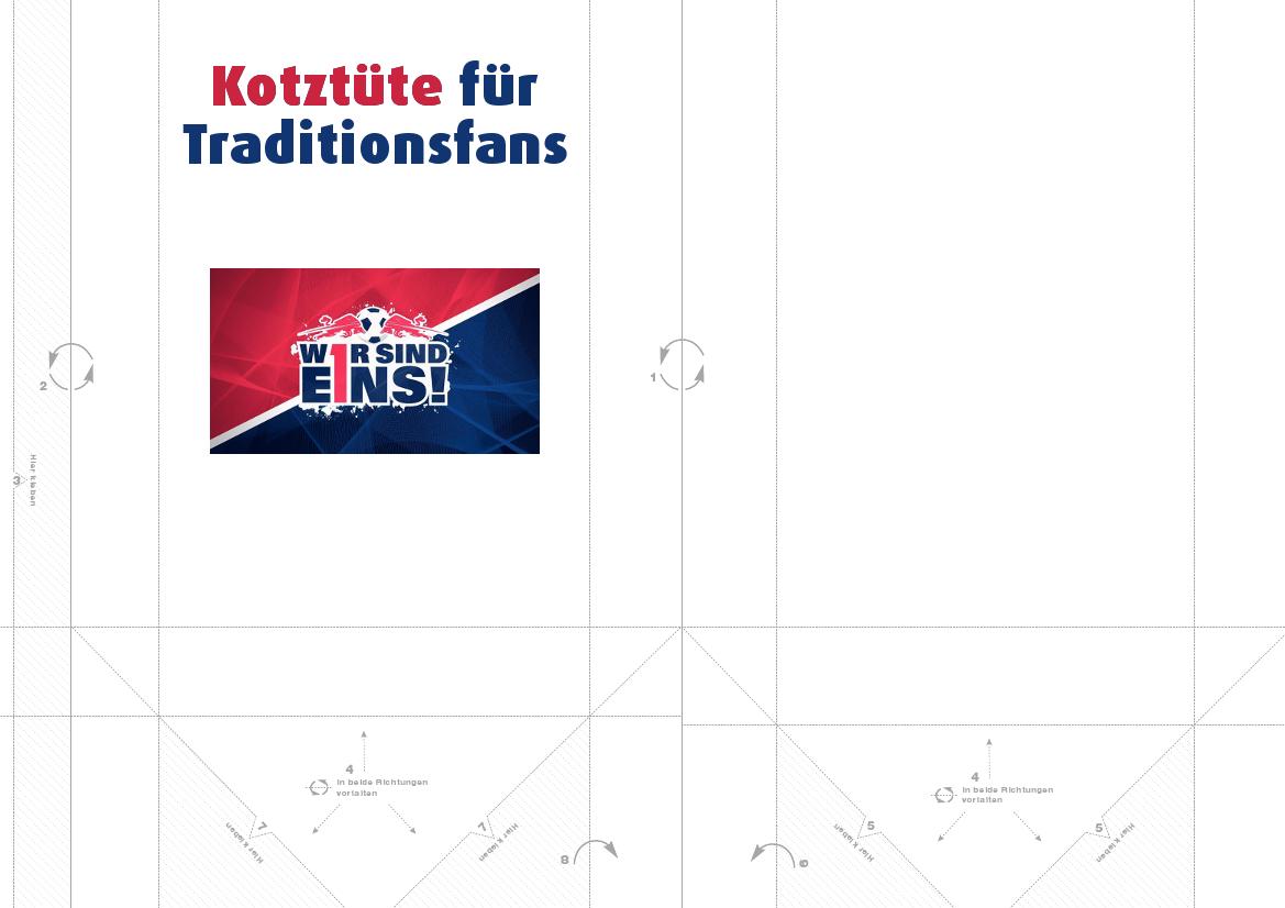 kotztüte für traditionsfans